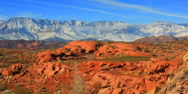 Red Rock Golf