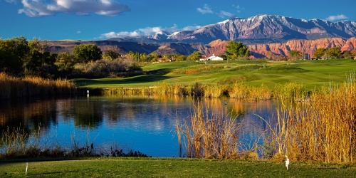 Green Spring Golf Course Mesquite golf packages