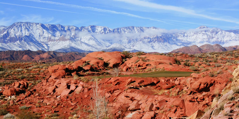 Coral Canyon Golf Course