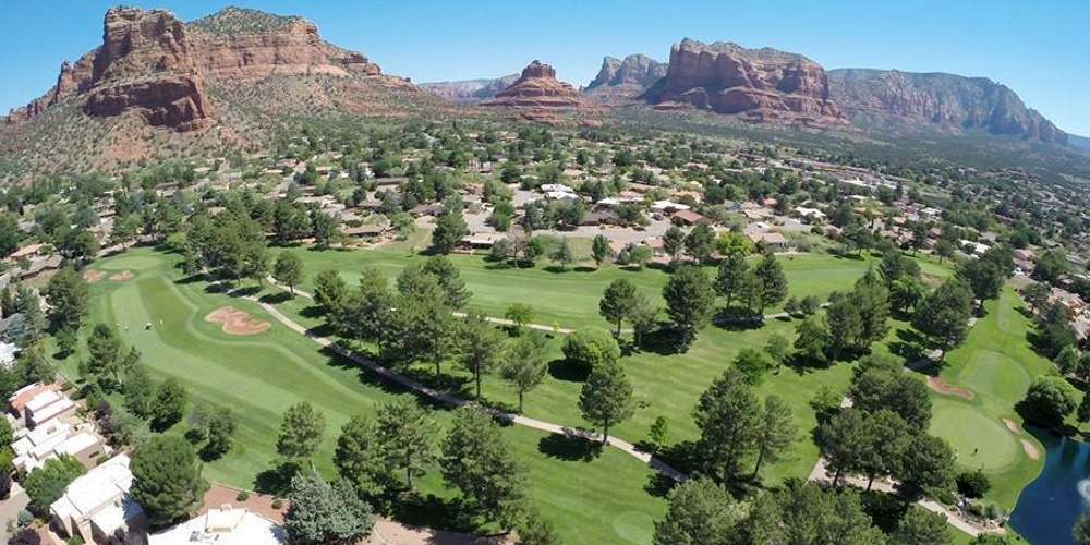 Oakcreek Country Club in Sedona, Arizona Celebrates 50 Years of Supreme Public Golf